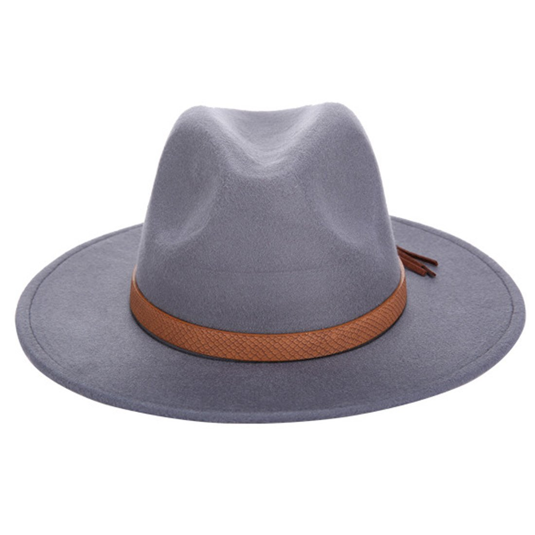 485ea8f4eb1 Get Quotations · Wide Brim Fedora Hat