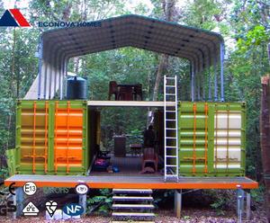 light steel structure Prefabricated modular homes Florida
