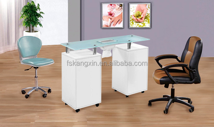 Nail Salon Manicure Table/nail Dryer Station/portable Manicure Table ...