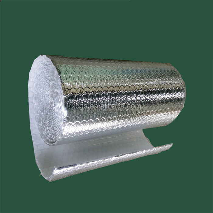 Colourful thermal aluminum foil bubble isulation for roofing floorin wall