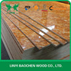 Melamine coated Plywood/Commercial Plywood for home indoor and outdoor decoration
