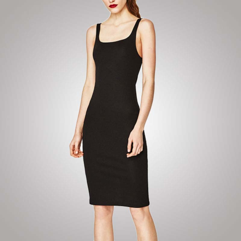 Black Tight Dress - Women's Sexy Tight Dress Porn Black Midi Dress - Buy Midi ...