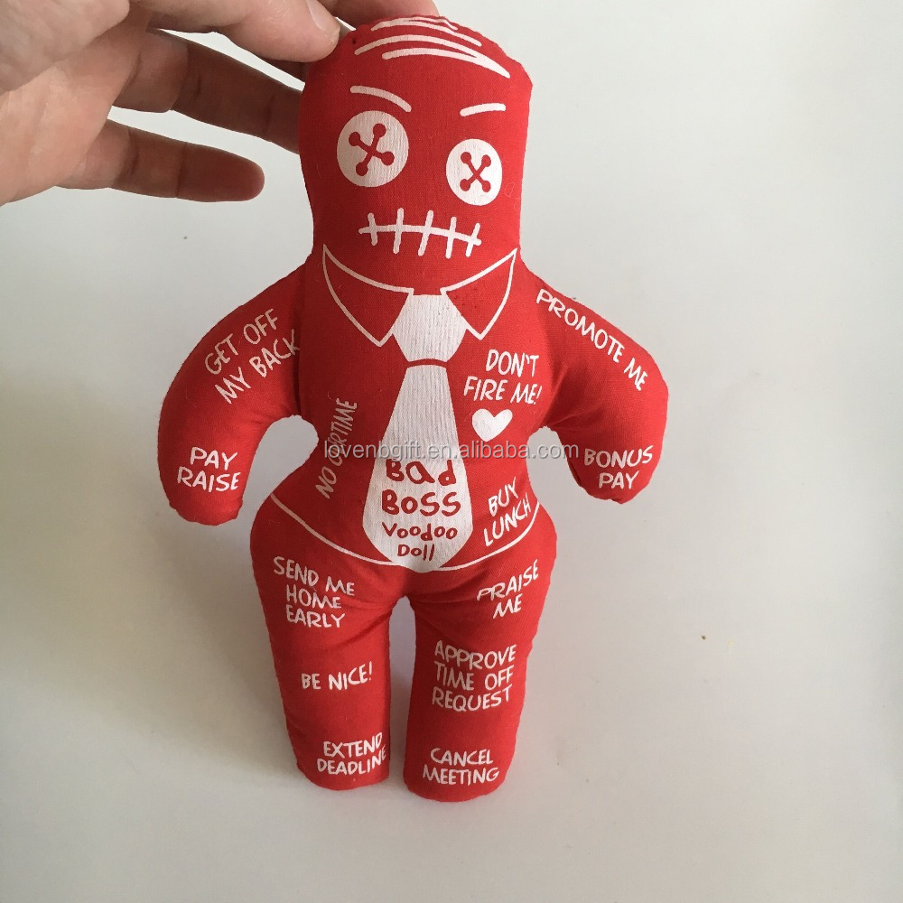 Voodoo <strong>dolls</strong> cotton customized <strong>dolls</strong>