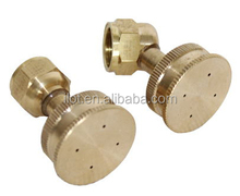 iLot 4-hole Brass Agricultural Mist Spray Nozzle