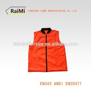 NEW style hot sales short sleeve road safety Reflective clothes With reflective tap