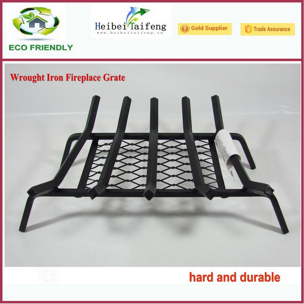 1 2 Steel Fireplace Grate With Ember Retainer 23 5 Bars Buy