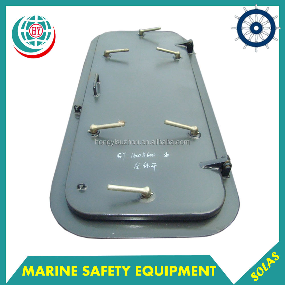 Marine Steel Single-Leaf Weathertight Door,Watertight Door