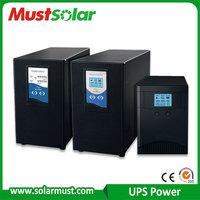 long time backup ups with external 120 ups battery 220v for computer fans light ATM