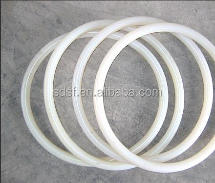 environment friendly heat resistant silicone O ring food grade