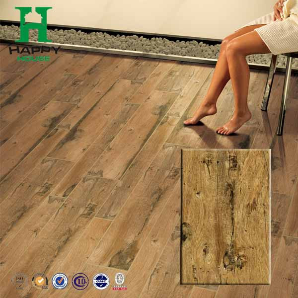 Foshan Wood Grain Ceramic Tilewood Finish Floor Tileporcelain Wood
