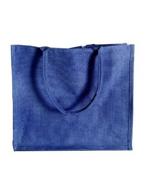 Jute Tote Shopping Bags Laminated Interior jute bag