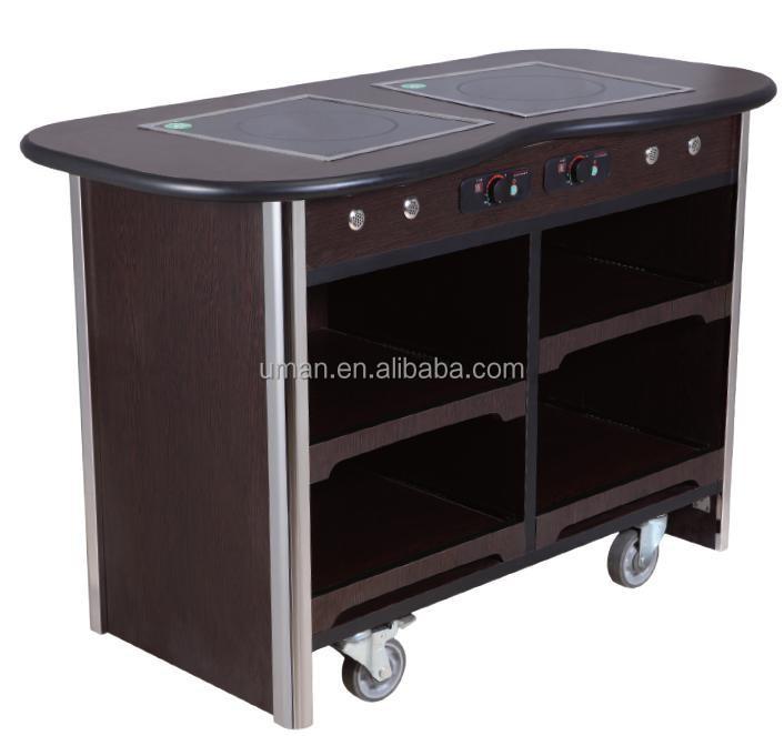 china flambe trolley, china flambe trolley manufacturers and ... - Cucina Flambè