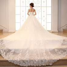Personalizzato Vestido De Noiva, off-spalla A-line Wedding Dress Bridal Gown