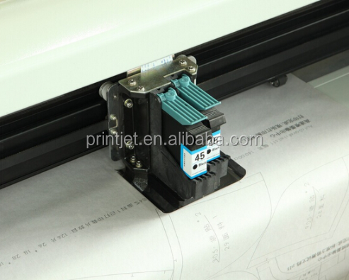 Apparel Garment CAD pattern cutter printing high speed /inkjet printing and cutting plotter pattern cutting machine