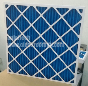 anlaitech hvac pleat panel air filter for ventilation systems