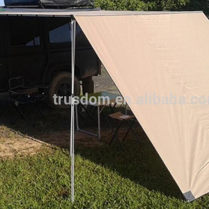 truck tent car awning optional with extension tent