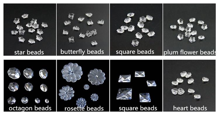 Hot bán cỏ màu xanh lá cây flat pha lê hạt bán buôn thời trang glass beads cho trang sức làm vòng đeo tay chất lượng tự làm sản phẩm