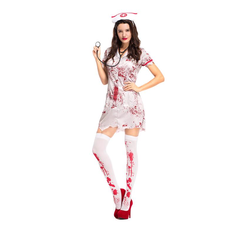 Adult Nurse Costume