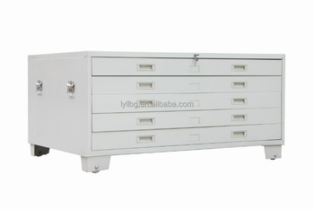 Muti-drawer Steel Plan File Cabinet for plansmaps.charts storage  sc 1 st  Alibaba & Muti-drawer Steel Plan File Cabinet For PlansMaps.charts Storage ...