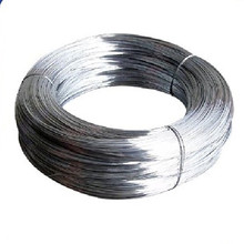 9 gauge 5mm galvanized  steel wire  for construction
