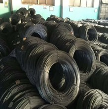 hebei anping 12 black annealing wire iron rod, low price annealed binding wire
