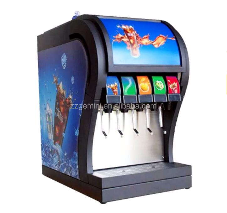 best selling cola fountain post mix beverage machine With Good Service