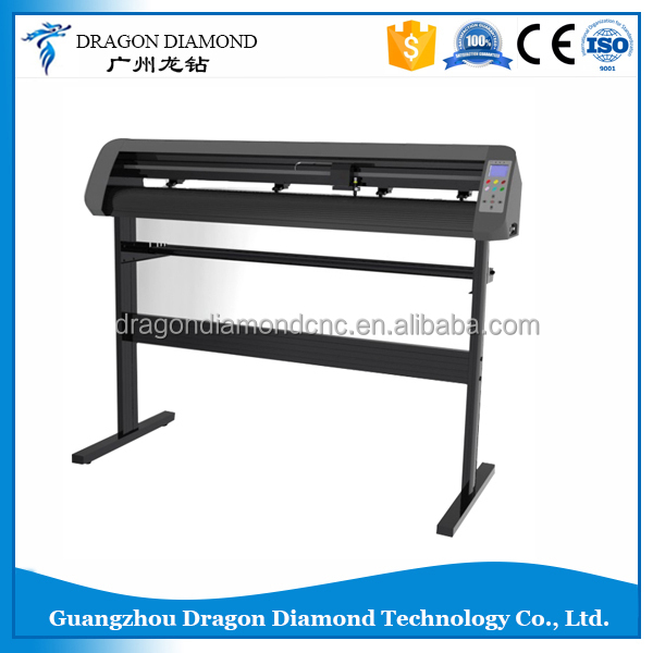 TH-1300 Vinyl Lettering Cutting Plotter for Arts and Crafts with Lcd Display Guangzhou