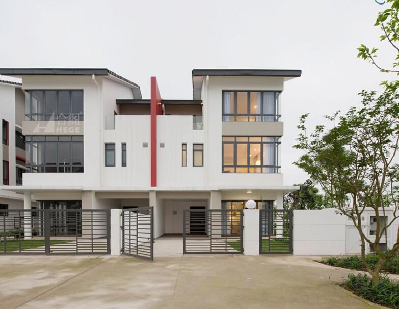 Australië standaard stalen frame modulair huis voor tuin buy