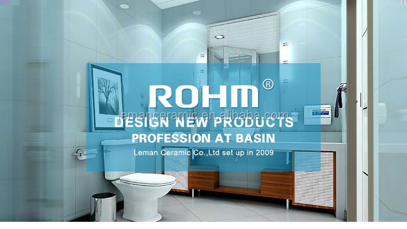 Lm-267 New Design Sanitary Ware Bathroom Ceramic Sink Above ...