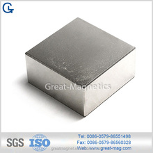 Big Block Shape permanent magnet-Ndfeb(Neodymium) magnet for motor parts(Strong Magnetic power)