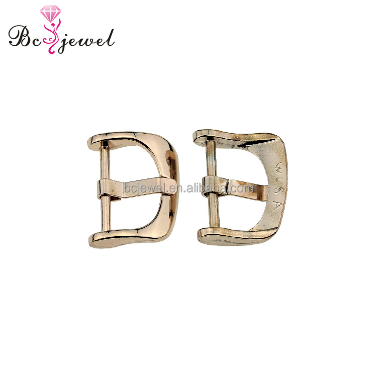 WLS25750 Hot sale design fashion custom New arrival special design fashion ladies shoes buckle metal adjustable strap buckle