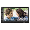 Universal 7inch Wince Car DVD Player With Bluetooth Mirror Link Full Touch Screen HD Video Music Output