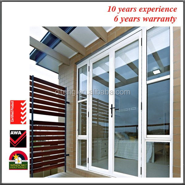 China alibaba interior doors double leaf steel wood security mom and son door main grill