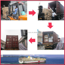 20ft/40ft/40hq container lowest shippinng cost from China to Ponta Do Ubu, Brazil
