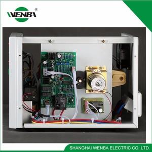 Servo Controlled Voltage Stabilizer Circuit Servo Controlled