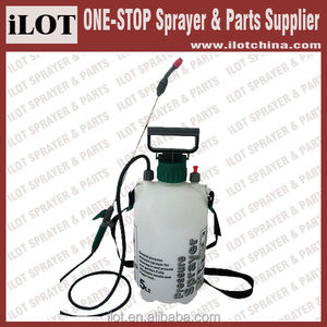 iLOT 5L weed sprayer knapsack and manual compression sprayer, pressure sprayer
