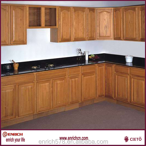 Pine Solid Wood Kitchen Cabinet With Pantry CupboardBuy Pine