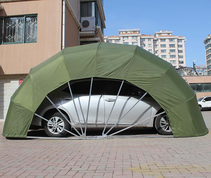 Portable Car Garage Shelter Car Shelter / Motorcycle ...