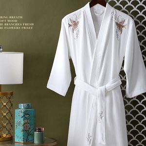 Logo Bathrobe Wholesale 647d37a18