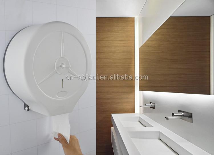 New Design Toilet Automatic Plastic Paper Dispenser View