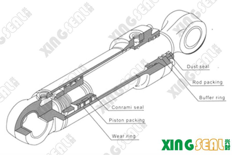 Caterpillar Hydraulic Cylinder Diagram Com