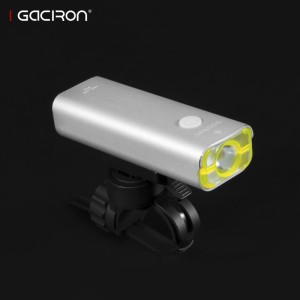 2018 Caciron 400Lumen IPX3 Waterproof Bracket Install LED Bike Light Set Rechargeable Front Bicycle Light
