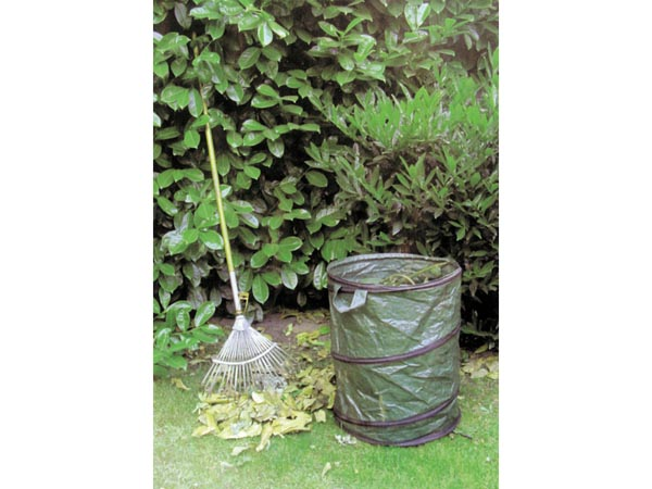 Promotion cheap reusable leaf collector garden bag