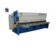 CNC cutter LAG 4mm 6mm Iron Stainless Steel Plate Sheet Metal shearing cutting machine