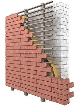 Terracotta Cladding Clinker Brick Slip Tiles Facade Cladding Terracotta Panels Dry Hanging