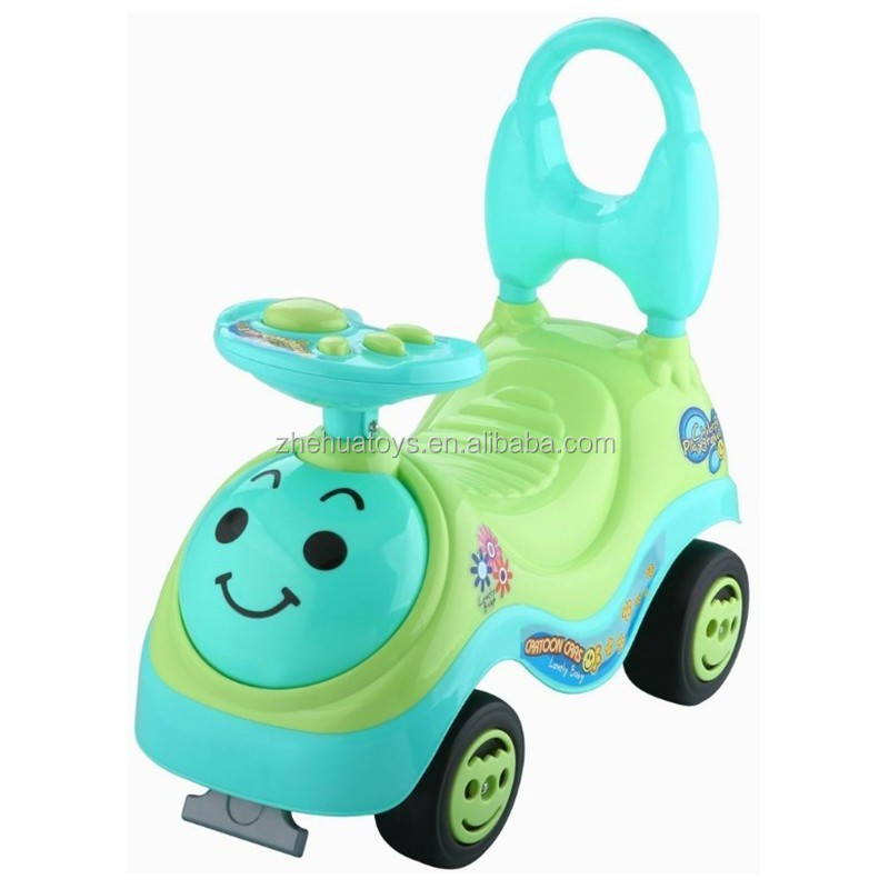 Cheap Plastic Baby Slide Car Small Ride On Toy Car For 2 Years Old