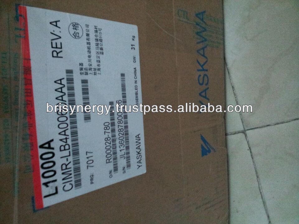 Yaskawa Inverter CIMR-LB4A0060AAA 30kw L1000 Series 3 Phase 400V CIMR-LB4A0060