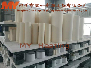 Manufacturer Supplier 95%-99.8% Aluminum oxide ceramic A12o3 crucibles with high quality