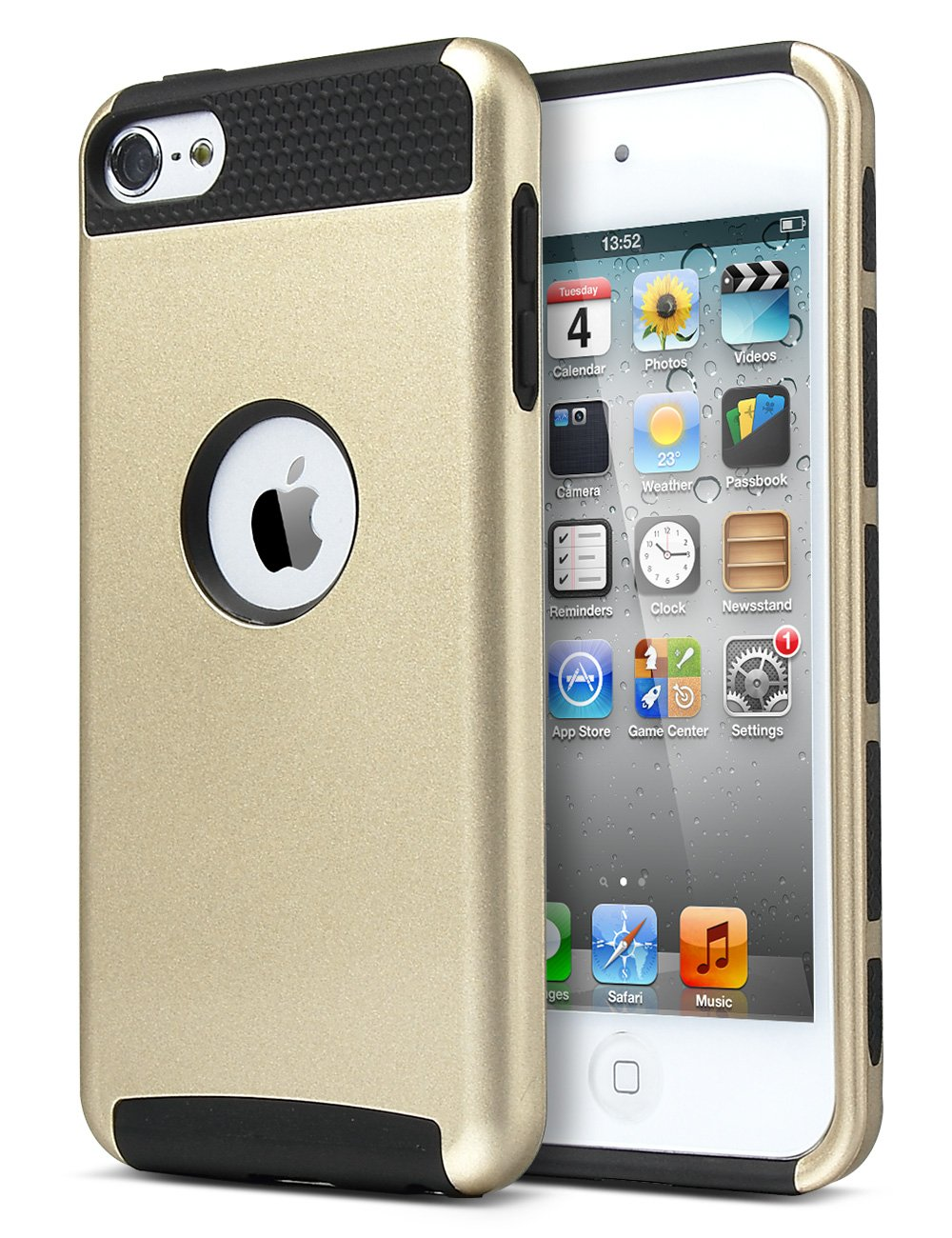 Cheap Gold Ipod Touch Find Deals On Line At Alibabacom Apple 6 16gb Get Quotations 6th Generation Case Casesulak Dual Layer Slim Protective Hybrid
