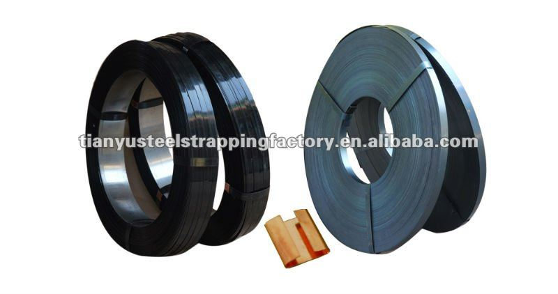 open type steel packing strapping seals 0.4x16x25mm